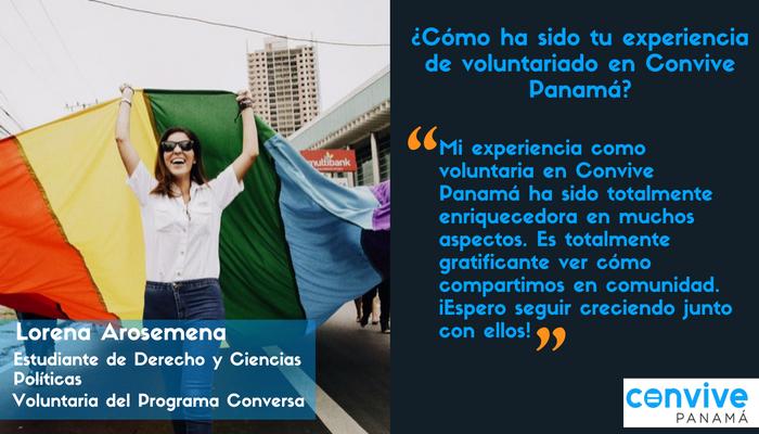Convive Panamá-Voluntarios