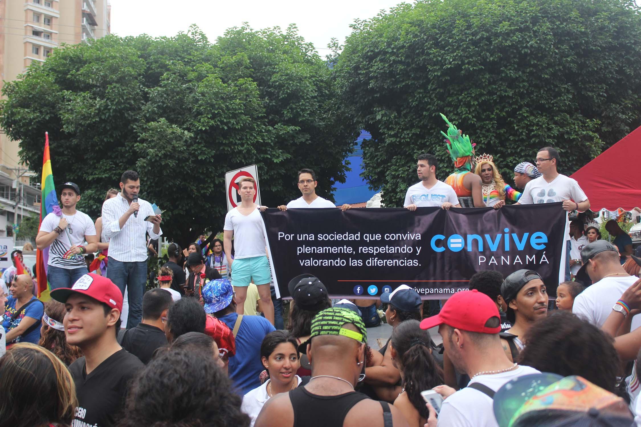 Pride, gay, Convive Panamá, LGBTI